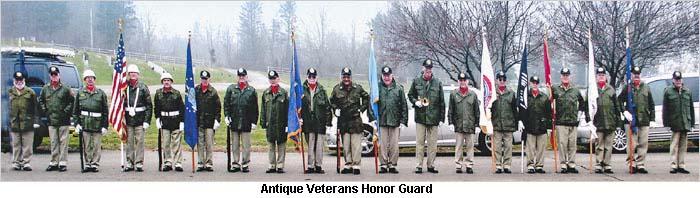 Meriden Antique Veterans