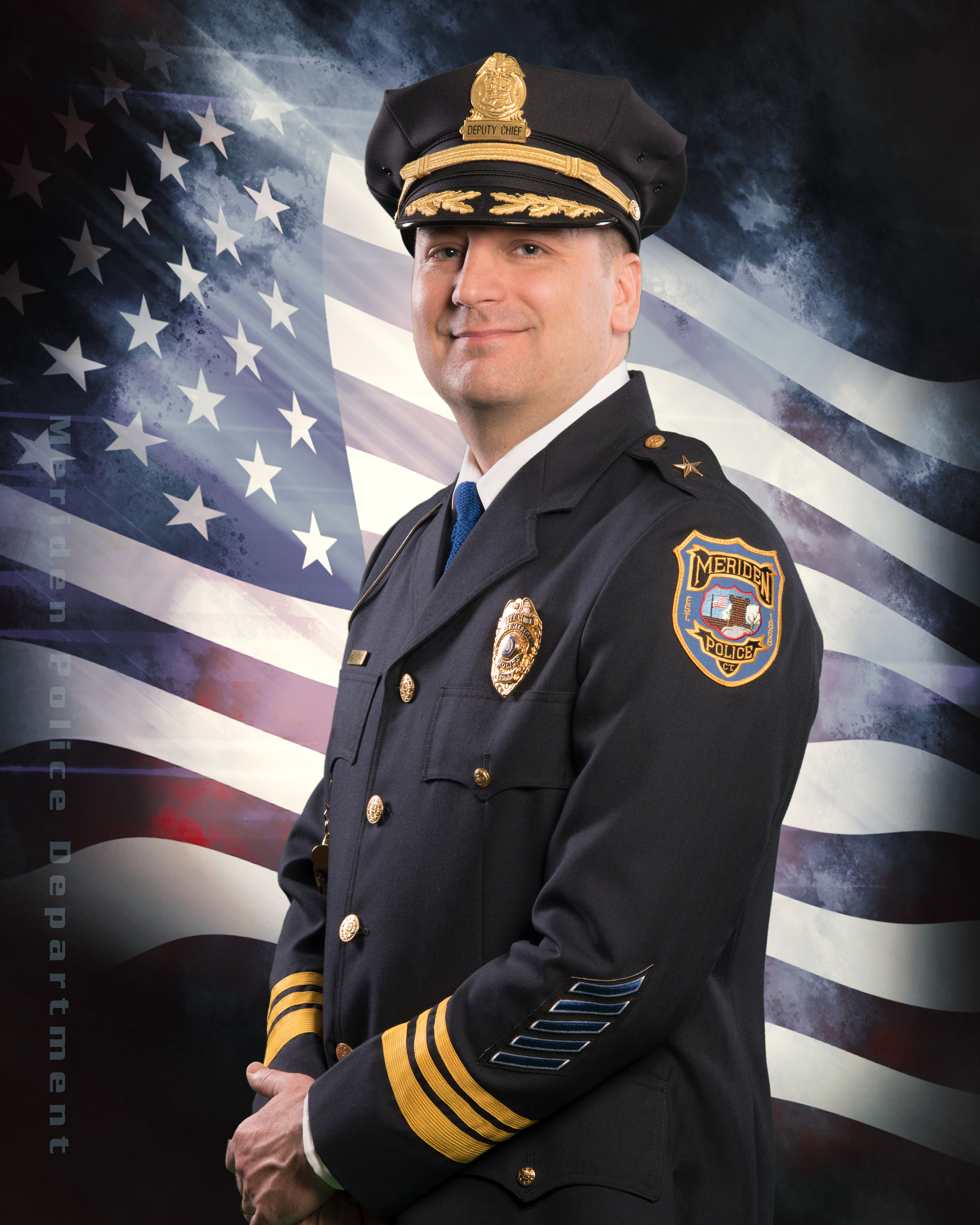 Dep. Chief Mark Walerysiak