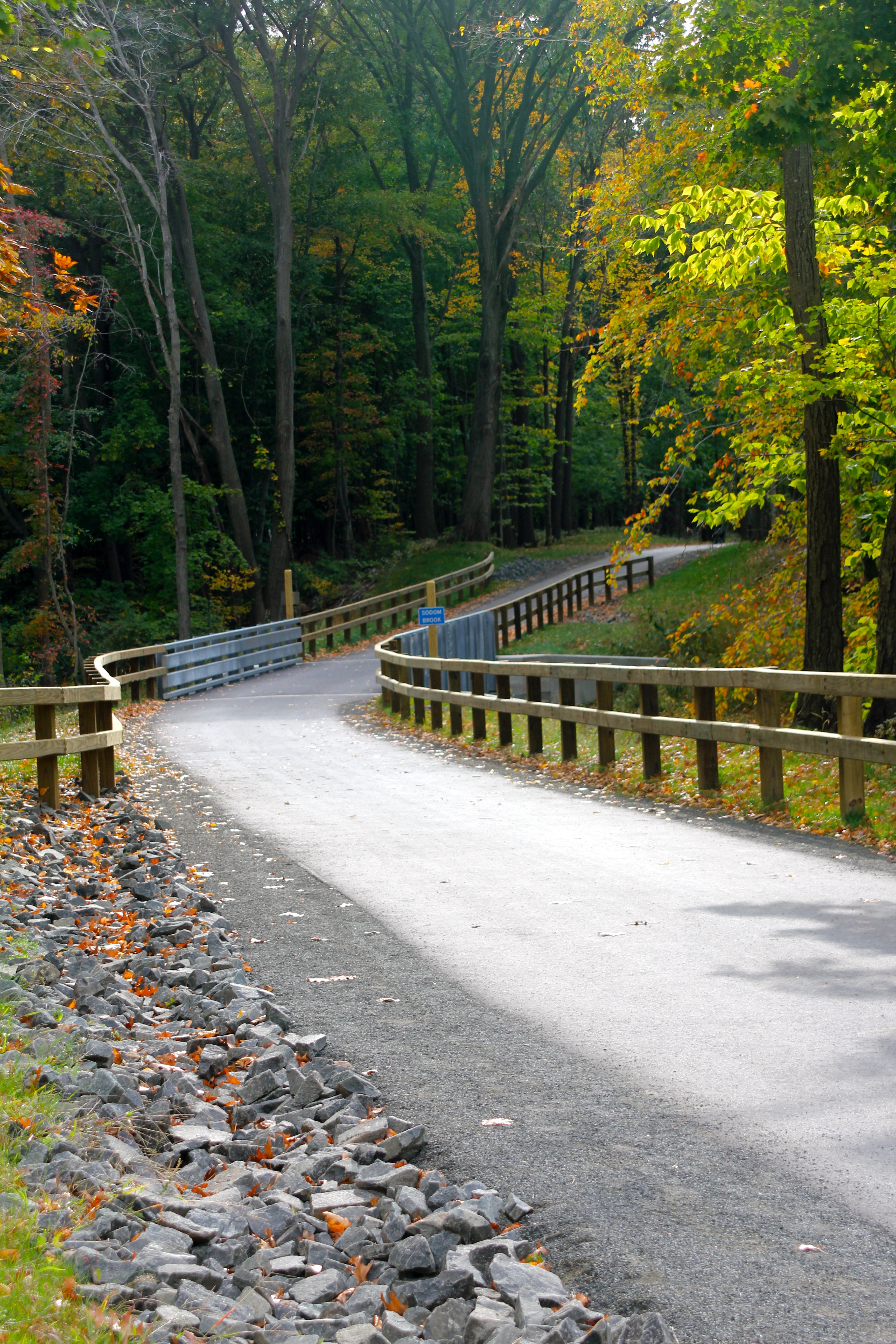 Linear Trail Photo Gallery