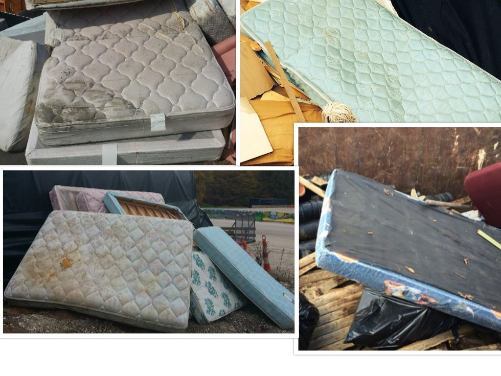 mattress disposal
